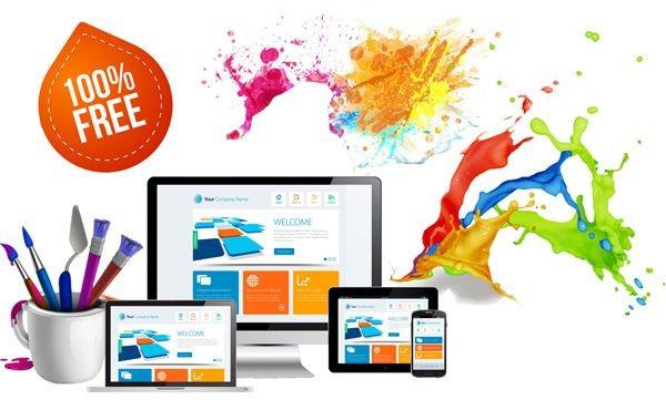Tạo website miễn phí và quảng cáo trực tuyến miễn phí với Combo 00 đồng